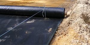 Stavební fólie - geotextilie