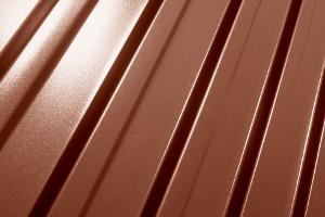 Trapézové plechy barevné