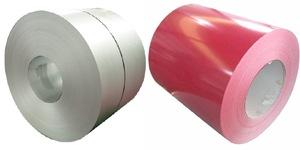 Klempířské prvky - svitkové plechy