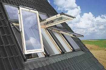 Střešní okna OKPOL