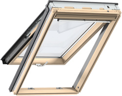 Výklopně-kyvná střešní okna VELUX
