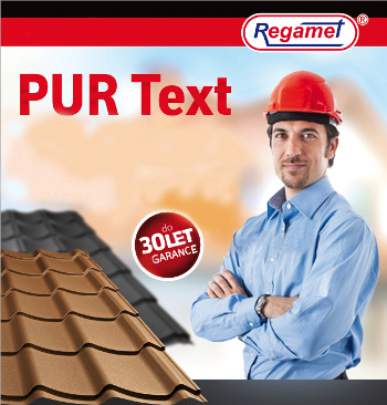 Povrchová úprava REGAMET PUR TEXT
