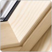 Dřevěná kyvná střešní okna VELUX