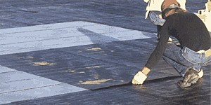 Asfaltové izolační pásy