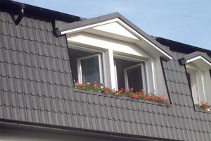 Plechová střešní krytina SATJAM Roof - ilustrace