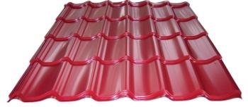 Plechová střešní krytina SATJAM Roof