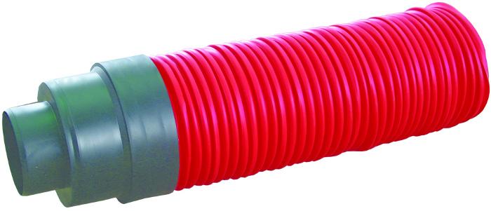 Prostupová střešní hadice