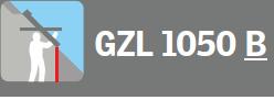 Standardní střešní okno VELUX GZL 1050 B - ikona