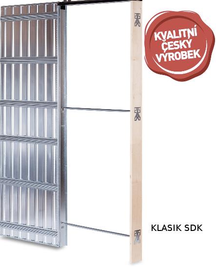 Stavební pouzdro ALVELIS Klasik SDK