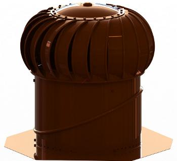 Ventilační turbína Lomanco  - komplet BIB 14