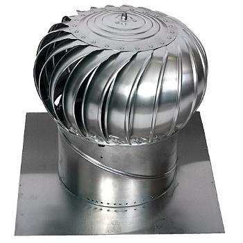 Ventilační turbína Edmonds WINDMASTER - hliník
