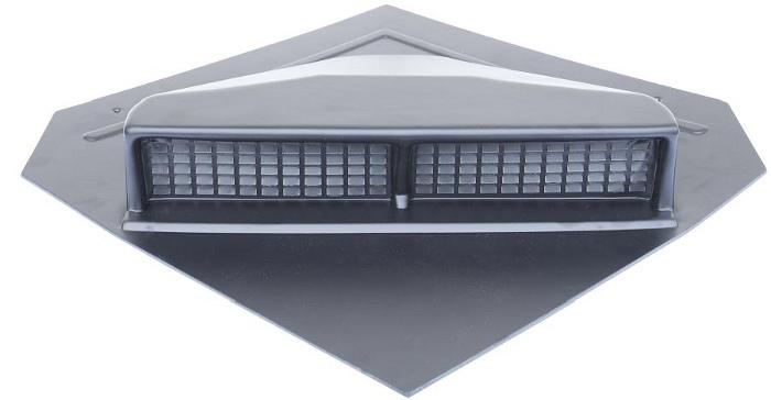 Odvětrávací tvarovky pro šindelové střechy T6