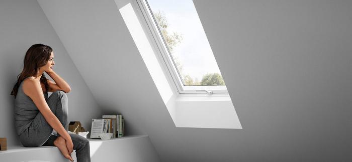 VELUX - okno GLU SD001
