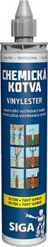 Chemická kotva SIGA Vinylester