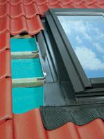 Lemování pro vysoko-profilované střešní krytiny EHN-P