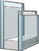 Zasklení - střešní okno VELUX GZL 1051