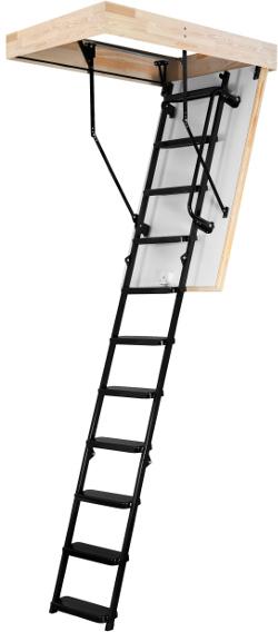 Skládací půdní schody OMAN Solid EXTRA