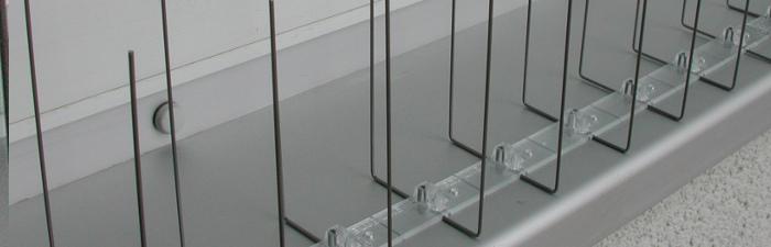H 114 - hrotový systém