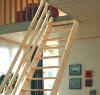 Mlynářské schody DOLLE Burgau - druhé zábradlí (ne