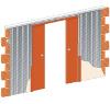 Pouzdro JAP Norma Komfort 1970 mm (zeď)