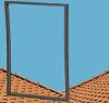 Izolační pěnový rám Dakea IFC
