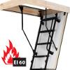 Protipožární půdní schody OMAN Solid El60