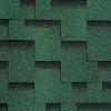 Topglass Irregular - zelená