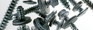 Střešní doplňky - spojovací materiál