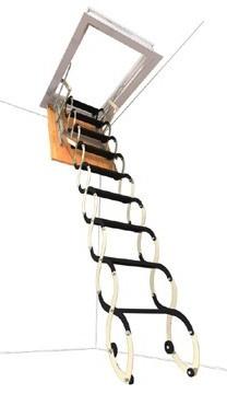 Stahovací schody JAP