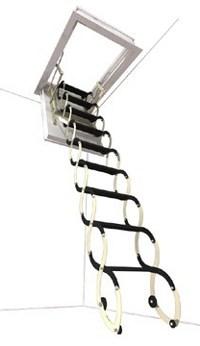 LUSSO - protipožírní stahovací půdní schody