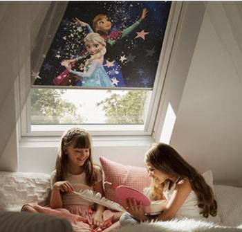 Designová kolekce snů rolet VELUX DKL Disney