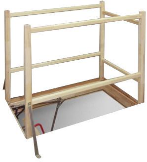 Zábradlí FAKRO LXB pro půdní schody