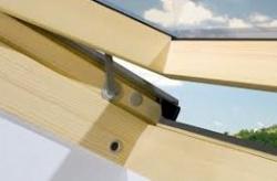 Omezovač ZBB otevírání střešních oken FAKRO