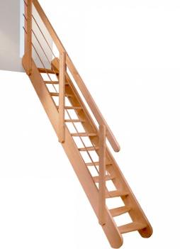 Půdní mlynářské schody Bern