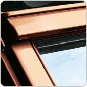 Lemování pro střešní okna VELUX - měď
