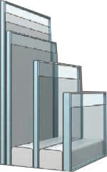 Zasklení - střešní okno VELUX GGL 3066