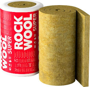 Izolace ROCKWOOL Toprock SUPER