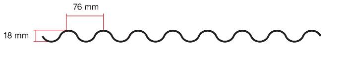 Vlna - guttacryl wabe