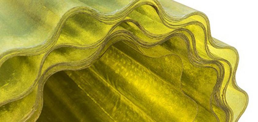 Guttagliss žlutá - detail