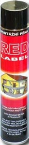 PU pěna Red Label - spray
