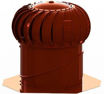 Ventilačná turbína Lomanco BIB 12 R