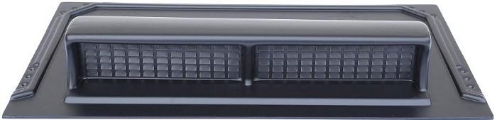 Odvětrávací tvarovky pro šindelové střechy T2