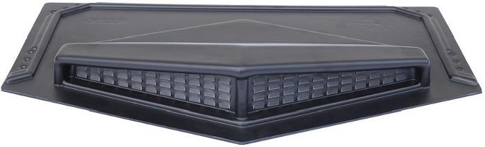 Odvětrávací tvarovky pro šindelové střechy T3