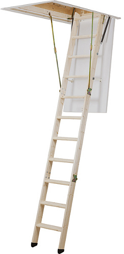Skládací půdní schody DOLLE Click Fix 36
