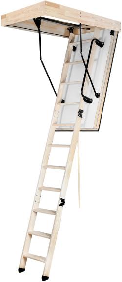 Skládací protipožární půdní schody OMAN El45
