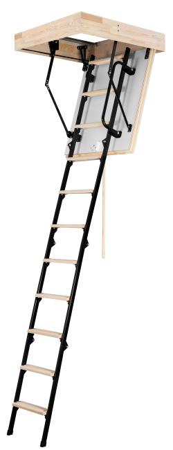 Skládací půdní schody OMAN Mini Extra