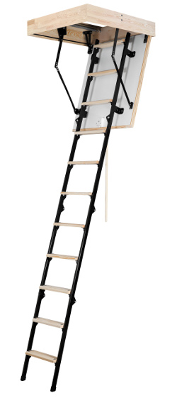 Skládací protipožární půdní schody OMAN Mini El45