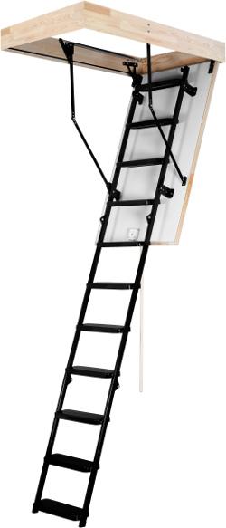 Skládací půdní schody OMAN Solid Termo