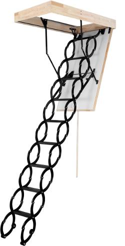 Skládací půdní schody OMAN Flex Termo