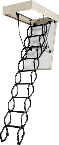 Skládací půdní schody OMAN Long Flex Termo